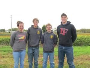 Fredericktown FFA Team