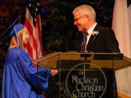 Jessica Wells graduation