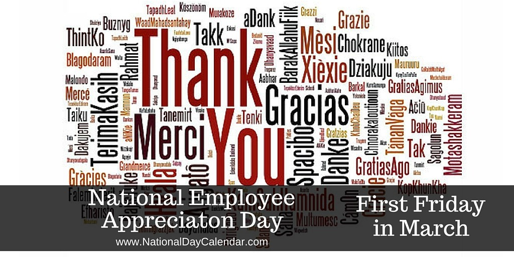 It is National Employee Appreciation Day! The Morning ...