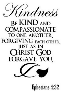 kindness bible verse