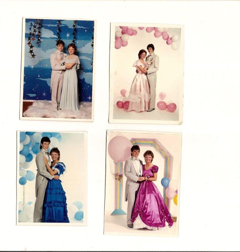 Marcy prom pics