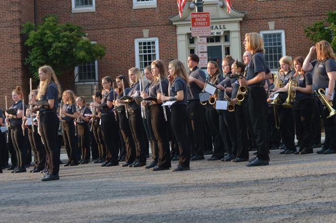 MTT MVHS Marching Band