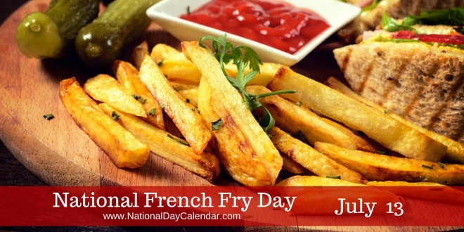 National-French-Fry-Day-July-13