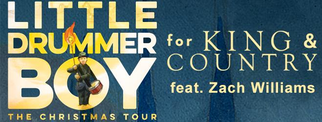 For King And Country Christmas.For King Country Presents The Little Drummer Boy